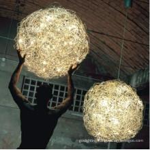 Modern Brass Ball Pendant Lamp (KAM008)