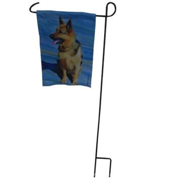2016 New Design USA Black Garden Flag Pole