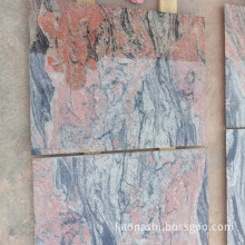 Chinese Red Multicolor Granite Tile