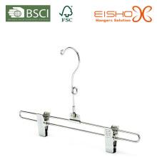 Chrome Metal Pant / saia cabide com clipes