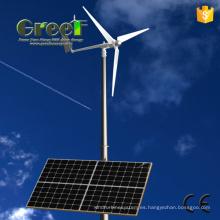 1-5kw Pequeño sistema de energía solar utilizado para el hogar
