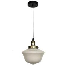 Holder Office Home Decor Glass Ball Pendant Lamp