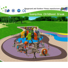 Climbing Wall and Slide Children Climbing Slide Outdoor Outdoor Playground Equipment Playground for Kids