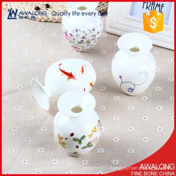 decoration vase porcelain / chinese porcelain vase / decorative porcelain