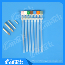 Ce ISO Approved 18-27g Spinal Needle Quincke Tip Types