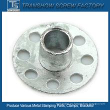 Piezas de maquinaria de metal galvanizado de productos de China
