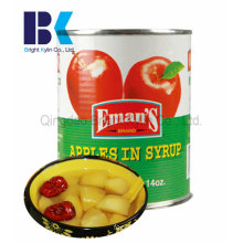 Consumer Trust of Canned Apple