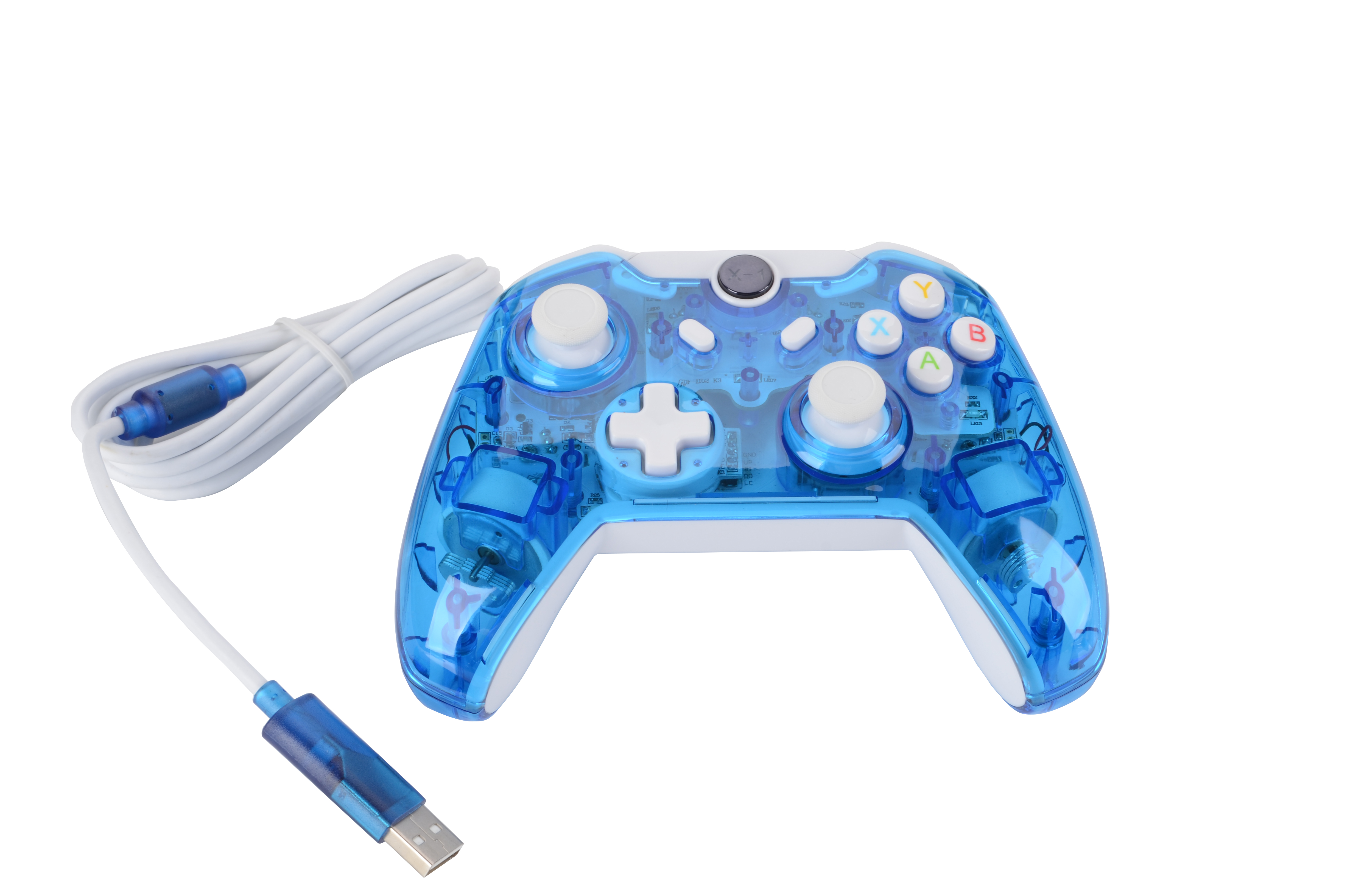X-one wired controller Transparent