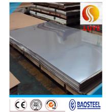 ASTM B265 Gr. 1 plaque en titane en acier inoxydable laminé à froid