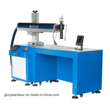 Stainless Steel Flat Characters Advertising Laser Welding Equipment GS-200A