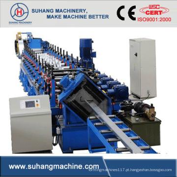 Eficiência Custom Certificated Steel Z Profiles Making Machines