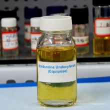 Líquido de esterilização Boldenone líquido Undecylenate / EQ do esteróide do halterofilismo da pureza alta