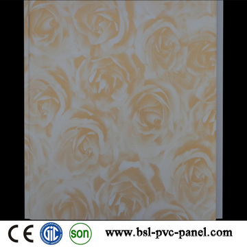 New Pattern 25cm PVC Panel PVC Ceiling PVC Wall Panel