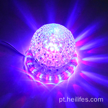 Flash LED Light Brinquedos Gift Crystal Ball
