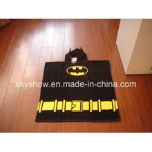 Toalha Poncho impresso customed (SST0357)