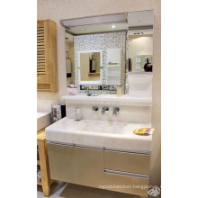Bathroom Vanity Cabinet with Mirror (ZHUV)
