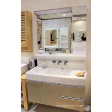 Bathroom Vanity Cabinet with Mirror (ZHUV)