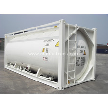 20ft Cement Tank Container 25CBM