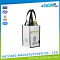 Vente en gros de produits professionnels prix vente chaude mini sacs de bouteille de vin