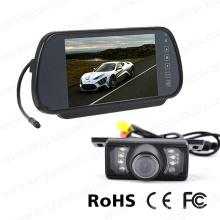7-дюймовый монитор зеркал заднего вида с резервной ИК-камерой