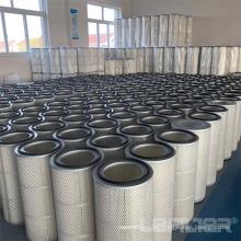 Cartucho de filtro de celulosa de colector de polvo de 352 * 660 mm