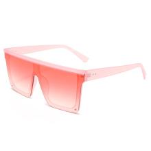 Woman Plastic 2020 New Five-Color Gradient UV400 Custom Logo Sunglasses