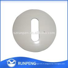 Composants de lampe de moulage mécanique sous pression en aluminium de précision d'OEM