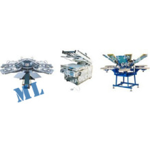 ML Screen Printing Machine