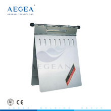 AG-MRH001 stainless steel hospital medical record folder
