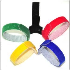 100% nylon hook loop elastic arm strap