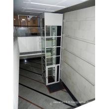 Enrouler les ascenseurs de levage de fauteuil roulant / élévateur extérieur