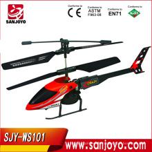 ¡Promoción! Helicópteros SJY-WS101 baratos para la venta 2ch rc helicóptero control remoto de metal