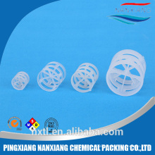 polypropylene pall rings tower packing manufacturers