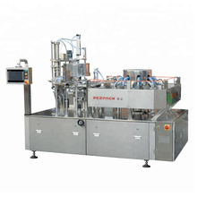 Automatic Rotary Vacuum Pouch Packaging Machine