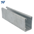 Corrosion Resistant Galvanized Steel Supporting Unitrust Channel