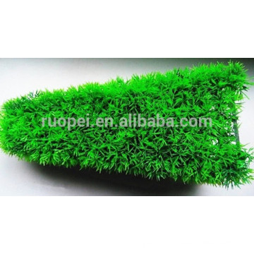 Factory price artificial topiary grass tower tree for decoration