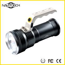 CREE XP-E LED 800m перезаряжаемый портативный портативный карманный фонарь (NK-855)
