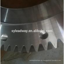 Rolamento do balanço do guindaste do kobelco da garantia de 1 ano para máquinas de engarrafamento