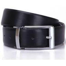 Reversible leather belts male