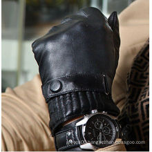 hot mens gloves,goat fashion nappa leather