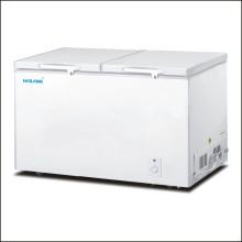 Congelador de arcón comercial abierto superior