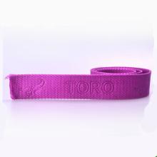 Плоский 4-дюймовый розовый PP / полипропиленовый ремень Webbing в ленте