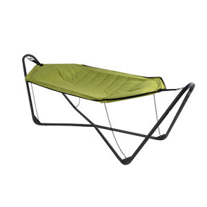Hammock swing bed with steel frame stand
