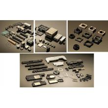 Формы для литья под давлением для акустических и оптических пластмасс