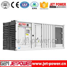Générateur diesel silencieux de secours Doosan 450kw 563kVA