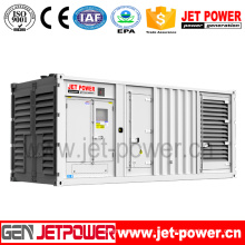 Компания Doosan Молчком Резервный дизель-генератор 450kw 563kVA