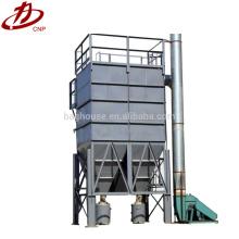Collecteur de poussière industriel de type de sac de nettoyage à sec