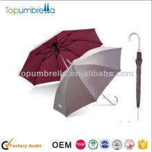 """23 """"8k Anti Tropfwasser Regen Regenschirm Kunststoffabdeckung"""