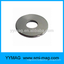 silver rings magnet motor neodymium magnets
