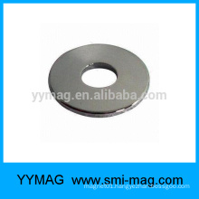 silver rings magnet motor neodymium magnets